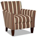 Craftmaster 060110 Accent Chair - Item Number: 060110-PARTY-23