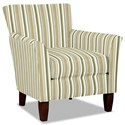 Hickory Craft 060110 Accent Chair - Item Number: 060110-PASSAGE-15