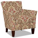 Craftmaster 060110 Accent Chair - Item Number: 060110-PEACEFUL-08