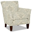 Hickory Craft 060110 Accent Chair - Item Number: 060110-PEACEFUL-21