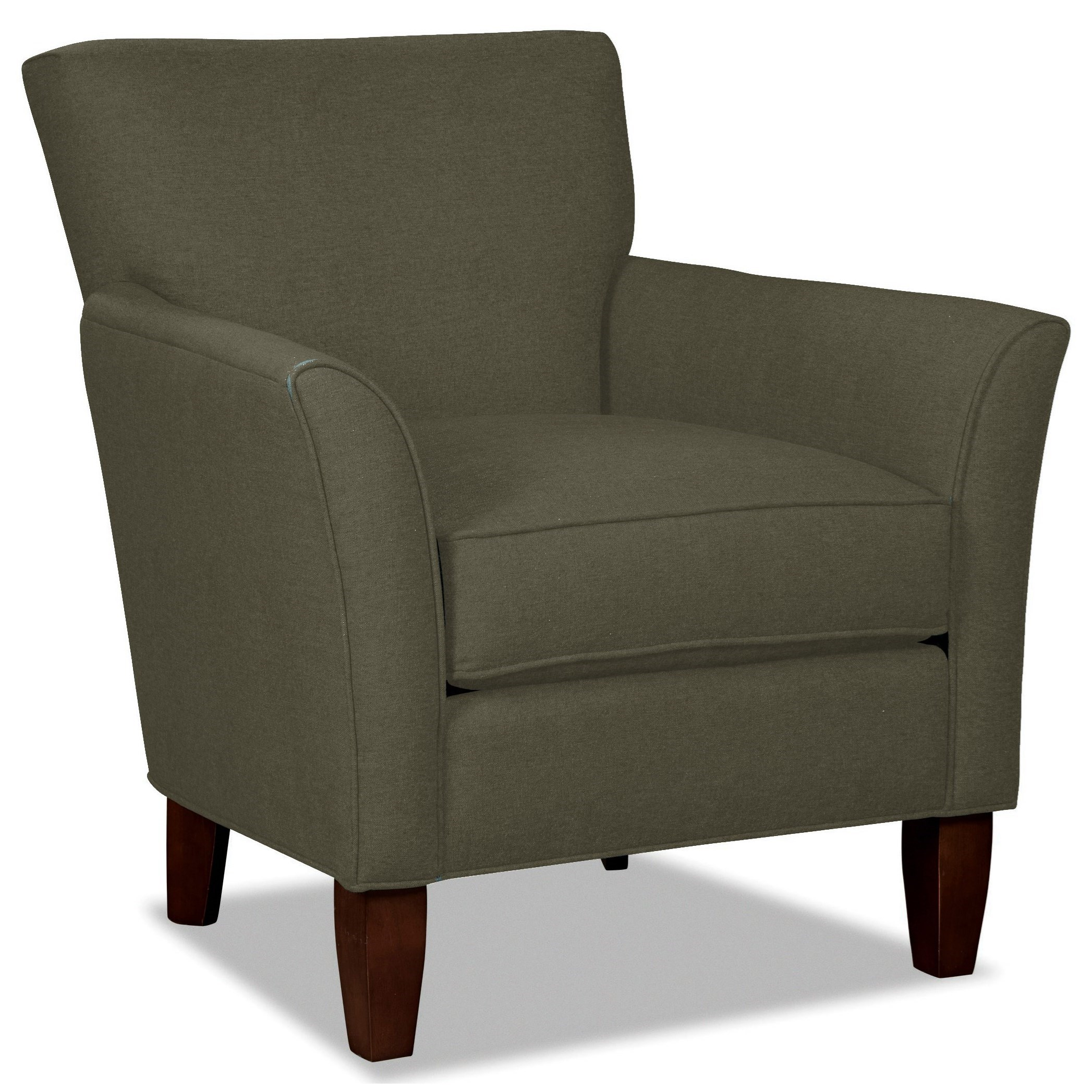 Craftmaster 060110 Accent Chair - Item Number: 060110-PLANTATION-22