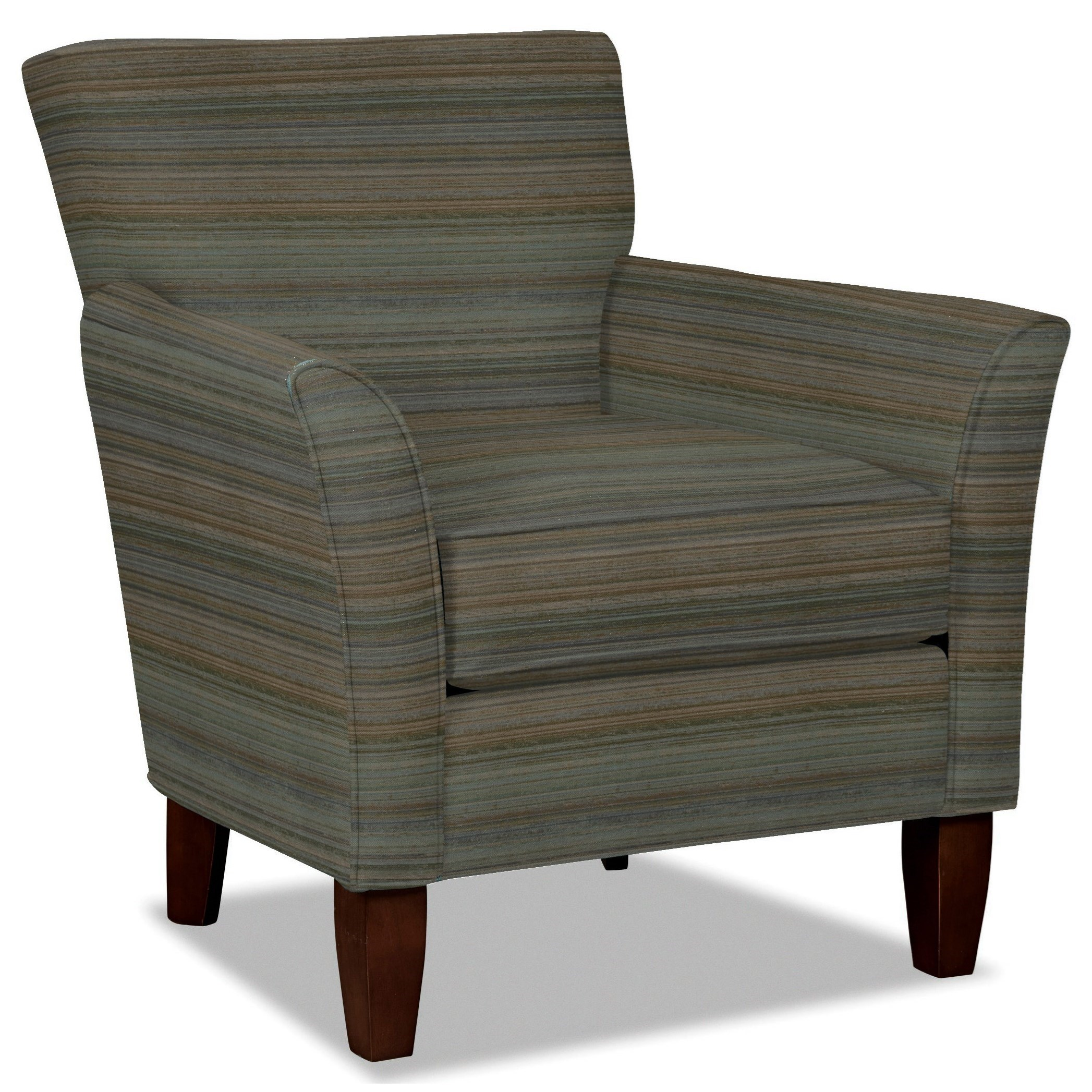 Craftmaster 060110 Accent Chair - Item Number: 060110-PREMIER-21