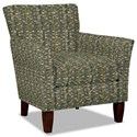 Hickory Craft 060110 Accent Chair - Item Number: 060110-RAVE-22