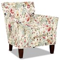 Craftmaster 060110 Accent Chair - Item Number: 060110-ROSELAND-10