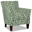 Hickory Craft 060110 Accent Chair - Item Number: 060110-RUSTICA-21