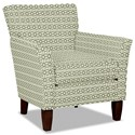 Craftmaster 060110 Accent Chair - Item Number: 060110-SANDMOOR-21