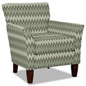 Hickory Craft 060110 Accent Chair - Item Number: 060110-SEISMIC-22