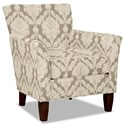 Hickory Craft 060110 Accent Chair - Item Number: 060110-SEYBERT-10