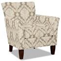 Hickorycraft 060110 Accent Chair - Item Number: 060110-SEYBERT-10