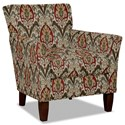 Hickory Craft 060110 Accent Chair - Item Number: 060110-SHALIMAR-27