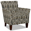 Hickory Craft 060110 Accent Chair - Item Number: 060110-SHERPA-21