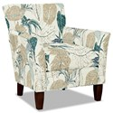 Hickory Craft 060110 Accent Chair - Item Number: 060110-SOUTHLAKE-21