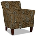 Hickory Craft 060110 Accent Chair - Item Number: 060110-SPARCO-09