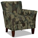 Hickory Craft 060110 Accent Chair - Item Number: 060110-SPIRIT-22