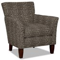 Hickory Craft 060110 Accent Chair - Item Number: 060110-STEELCAT-41