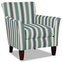 Hickory Craft 060110 Accent Chair - Item Number: 060110-STREAMLINE-23