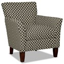 Hickory Craft 060110 Accent Chair - Item Number: 060110-SUBWAY-41