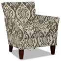 Hickorycraft 060110 Accent Chair - Item Number: 060110-SURI-41