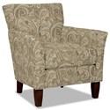 Craftmaster 060110 Accent Chair - Item Number: 060110-TARGET-10