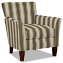 Hickory Craft 060110 Accent Chair - Item Number: 060110-TEMPO-41