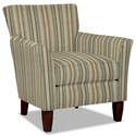 Hickory Craft 060110 Accent Chair - Item Number: 060110-TOWER-21