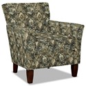 Hickory Craft 060110 Accent Chair - Item Number: 060110-TRUMBULL-45