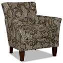 Hickory Craft 060110 Accent Chair - Item Number: 060110-VANNA-09