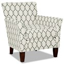 Hickorycraft 060110 Accent Chair - Item Number: 060110-VERA-21