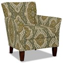 Craftmaster 060110 Accent Chair - Item Number: 060110-VINCENT-21