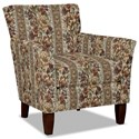 Craftmaster 060110 Accent Chair - Item Number: 060110-WALLACE-10