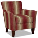 Hickory Craft 060110 Accent Chair - Item Number: 060110-WEIMAR-26