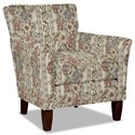 Hickory Craft 060110 Accent Chair - Item Number: 060110-WILLIAM-10