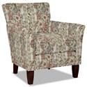 Craftmaster 060110 Accent Chair - Item Number: 060110-WILLIAM-10