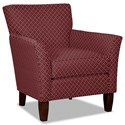 Hickory Craft 060110 Accent Chair - Item Number: 060110-WILMAR-26