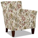 Hickory Craft 060110 Accent Chair - Item Number: 060110-WILTSHIRE-10