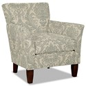 Hickory Craft 060110 Accent Chair - Item Number: 060110-YVONNE-21