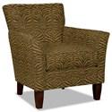 Hickory Craft 060110 Accent Chair - Item Number: 060110-ZANZIBAR-09