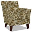 Hickorycraft 060110 Accent Chair - Item Number: 060110-ZINNIA-10