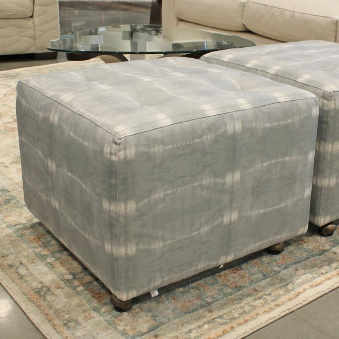 062100 Cube Ottoman by Craftmaster at Belfort Furniture