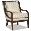 Hickorycraft 067410BD Accent Chair - Item Number: 067410BD-SLALOM-21