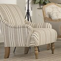 Craftmaster 069410 Accent Chair - Item Number: 069410-DUFOUR-07