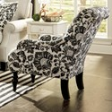 Hickorycraft 069410 Accent Chair - Item Number: 069410-Lolita-45