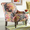 Hickory Craft 069410 Accent Chair - Item Number: 069410-VENUS-25
