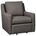 Craftmaster 072510 Swivel Chair - Item Number: 072610SC-BREWSTER-41