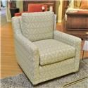 Craftmaster 072510 072610 Swivel Chair - Item Number: 424237040