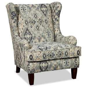 Craftmaster 074710 Wing Chair