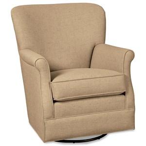 Craftmaster 075110 Swivel Chair