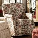 Craftmaster 075110 Swivel Chair - Item Number: 075210SC-RICARDA-26