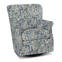 Craftmaster 075110 Swivel Chair - Item Number: LRUCHAUP8101