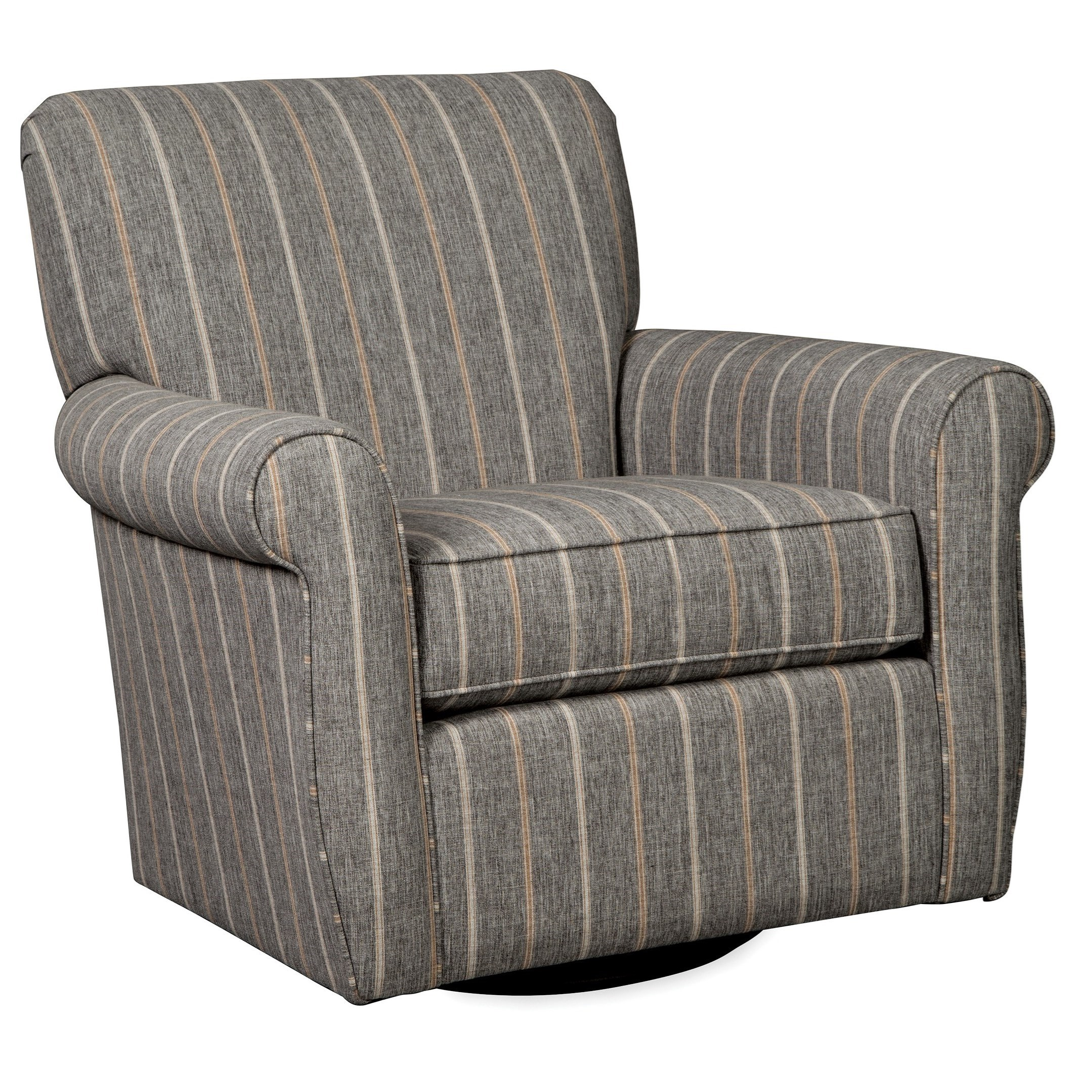 Craftmaster 075610-075710 Casual Swivel Glider Chair ...